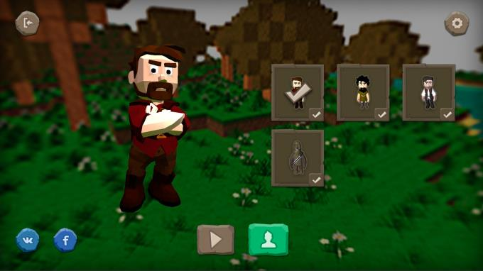 Crafting Block World Torrent Download