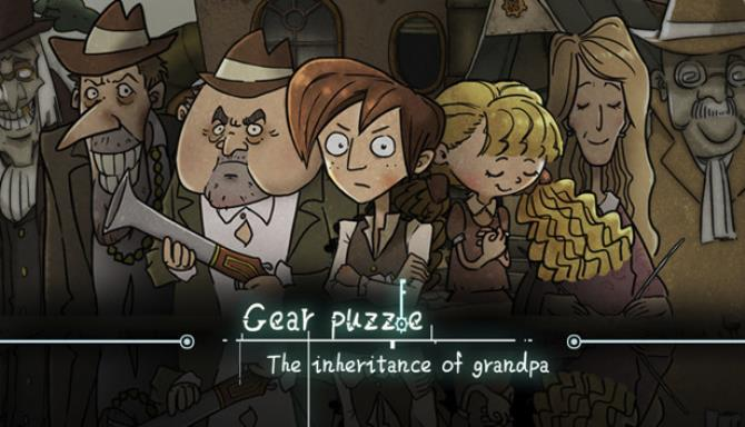 Gear Puzzle: the inheritance of grandpa(齿轮迷局) Free Download