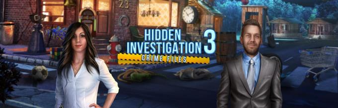 Hidden Investigation 3 Crime Files Free Download