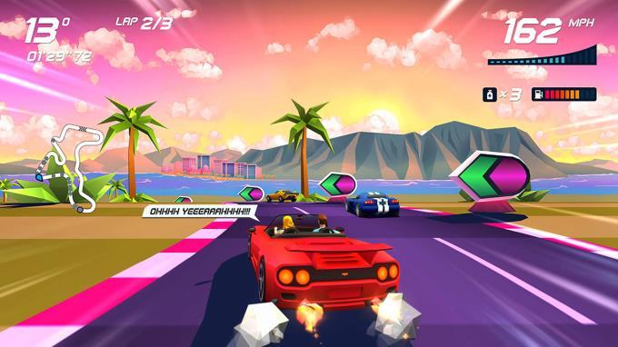 Horizon Chase Turbo Summer Vibes PC Crack