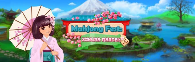 Mahjong Fest Sakura Garden Free Download