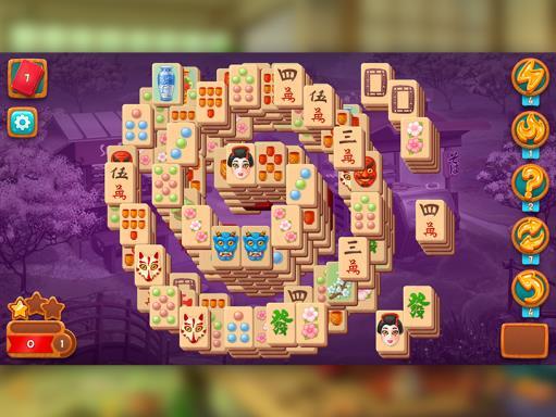 Mahjong Fest Sakura Garden Torrent Download