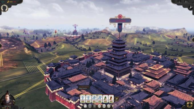 Oriental Empires Three Kingdoms Update v20190913 PC Crack