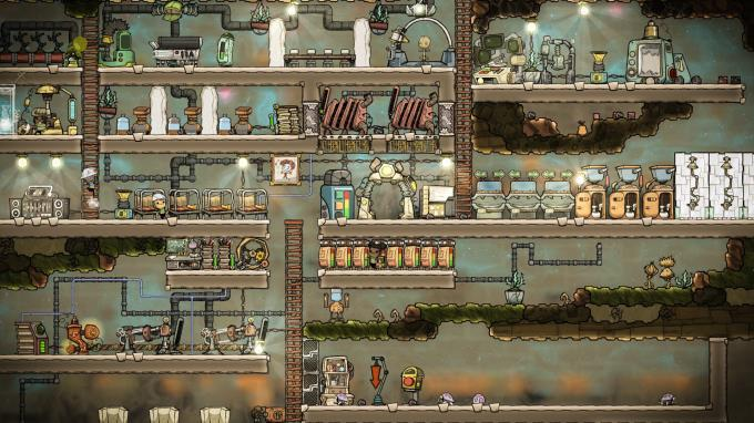 Oxygen Not Included Update Build 365655 Torrent Download