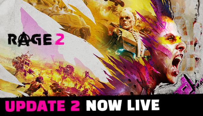 RAGE 2 Rise of the Ghosts Free Download