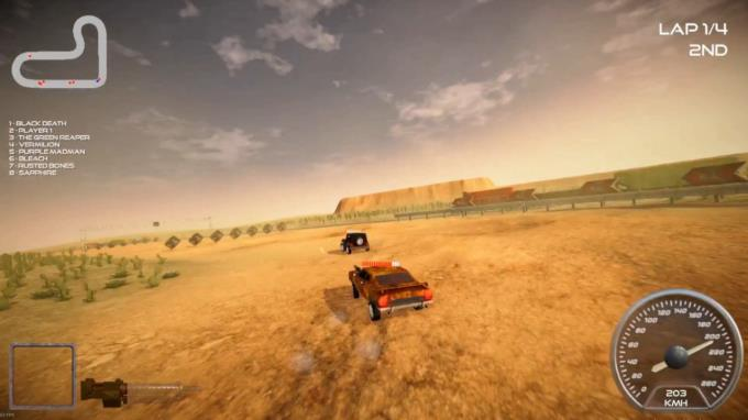 Rock n Rush Battle Racing Torrent Download