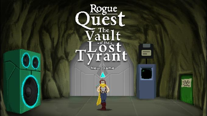 Rogue Quest: The Vault of the Lost Tyrant Torrent Download