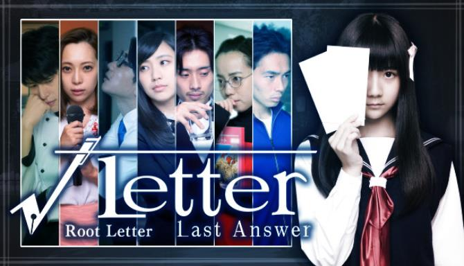 Root Letter Last Answer Free Download