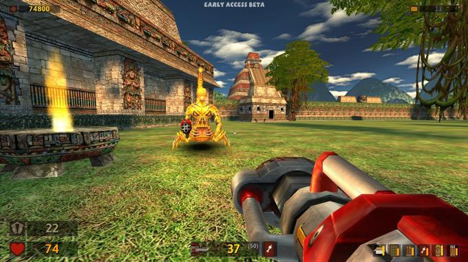 Serious Sam Classics Revolution Update v1 01 Torrent Download