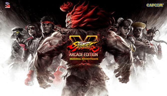 Street Fighter V Arcade Edition Update v4 080 Free Download