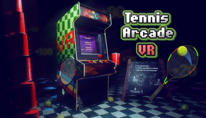 Tennis Arcade VR Free Download