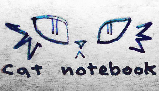 cat notebook Free Download