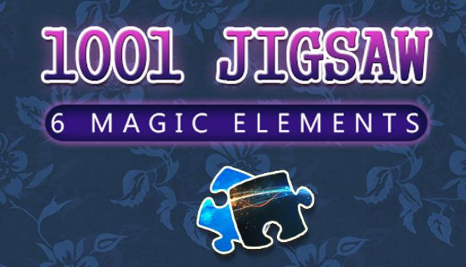 1001 Jigsaw 6 Magic Elements Free Download