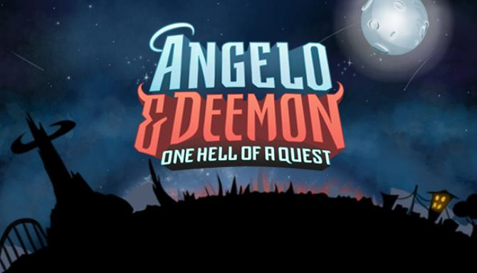 Angelo and Deemon: One Hell of a Quest Free Download