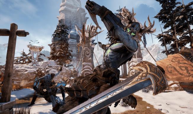 Asgard's Wrath PC Crack