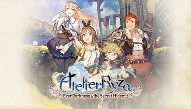 Atelier Ryza Ever Darkness and the Secret Hideout Update v1 01 incl DLC Free Download