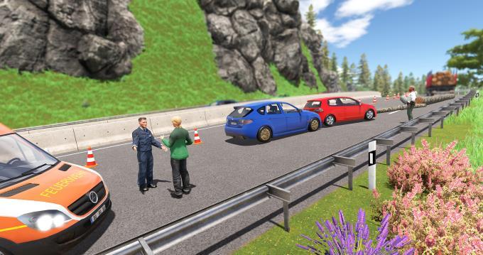 Autobahn Police Simulator 2 v1 0 26 PC Crack