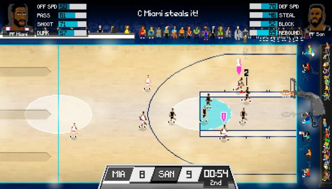 Basketball Classics Torrent Download