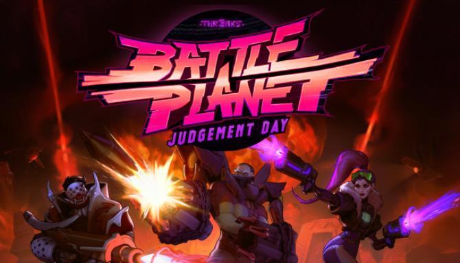 Battle Planet Judgement Day Free Download