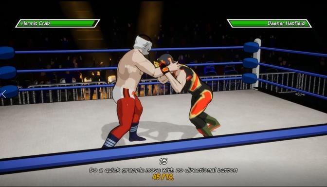 CHIKARA Action Arcade Wrestling Torrent Download