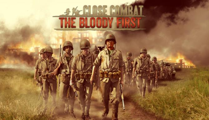 Close Combat The Bloody First Update v1 0 1 Free Download