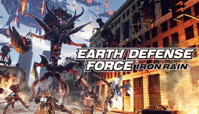 EARTH DEFENSE FORCE IRON RAIN DLC Unlocker Free Download