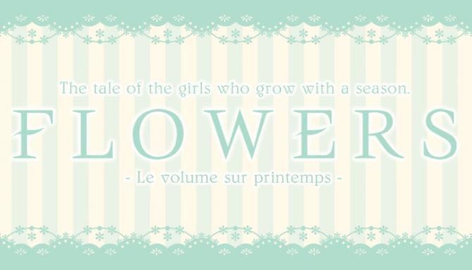 Flowers Le volume sur printemps Free Download