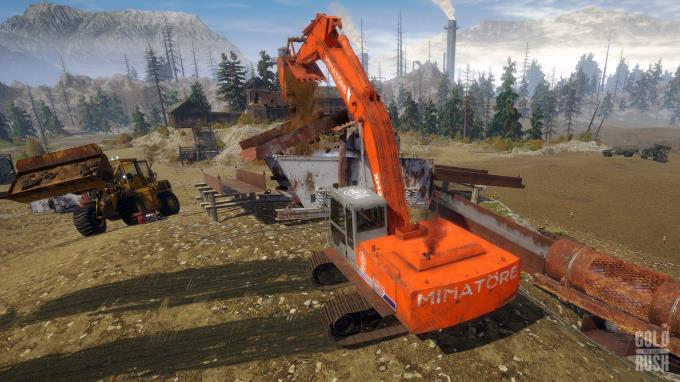Gold Rush The Game Parkers Edition Update v1 5 5 13165 Torrent Download