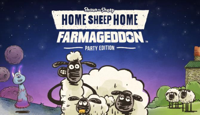 Home Sheep Home Farmageddon Party Edition Free Download