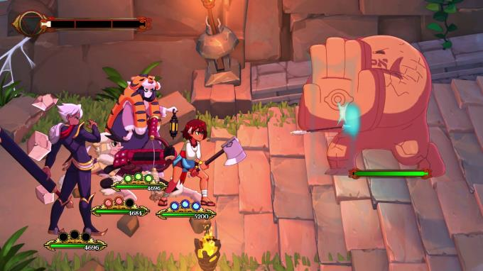 Indivisible PC Crack