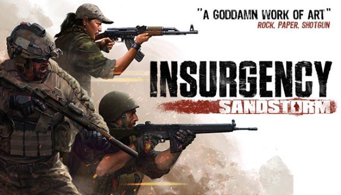 Insurgency Sandstorm REPACK Free Download