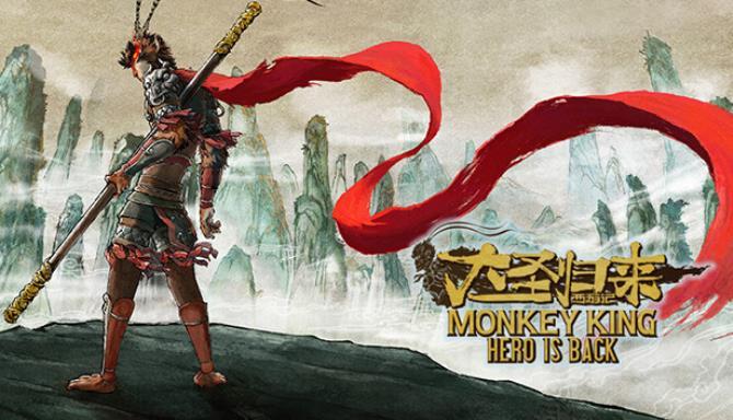 MONKEY KING HERO IS BACK Free Download