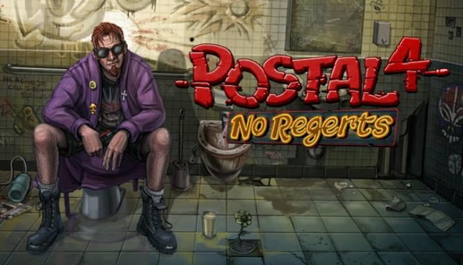 POSTAL 4: No Regerts Dream of Scooter Fournication Free Download