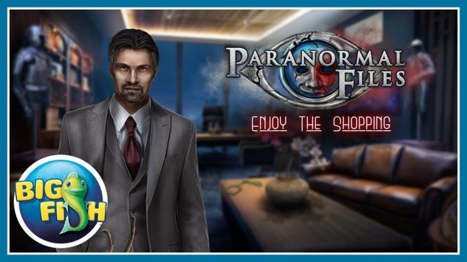 Paranormal Files Enjoy the Shopping Collectors Edition Free Download