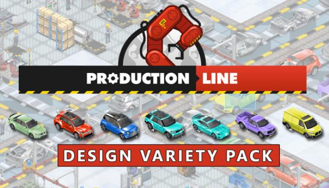 Production Line Design Variety Free Download