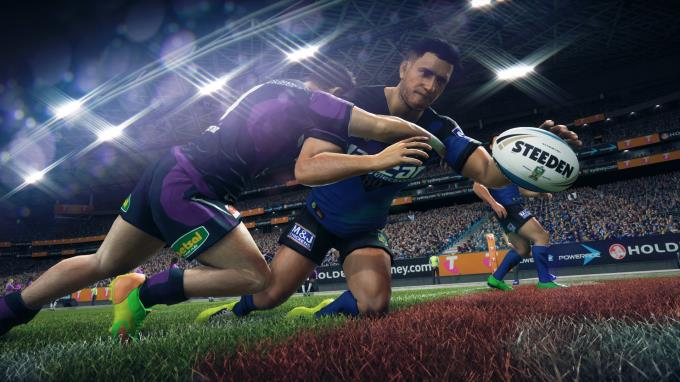 Rugby League Live 3 Torrent Download
