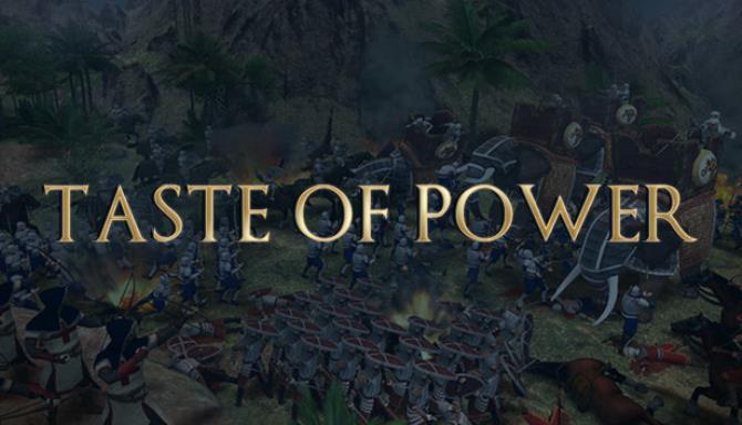Taste Of Power REPACK Free Download