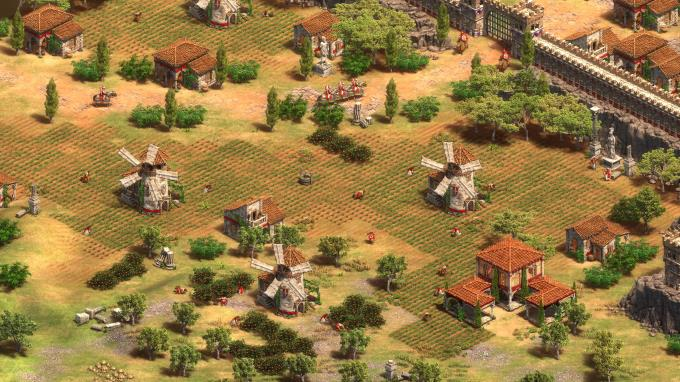 Age of Empires II Definitive Edition Update Build 33059 PC Crack