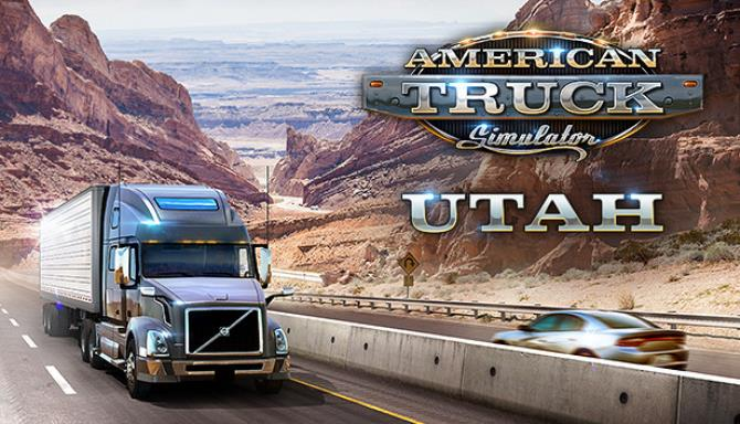 American Truck Simulator Utah Free Download