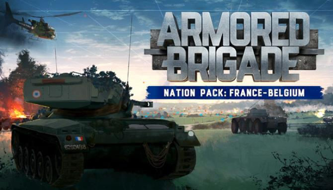 Armored Brigade Nation Pack France Belgium Free Download