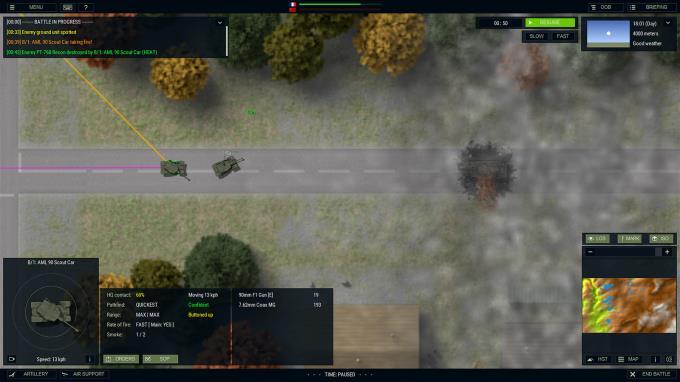 Armored Brigade Nation Pack France Belgium PC Crack