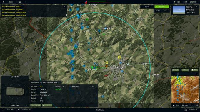 Armored Brigade Nation Pack France Belgium Torrent Download