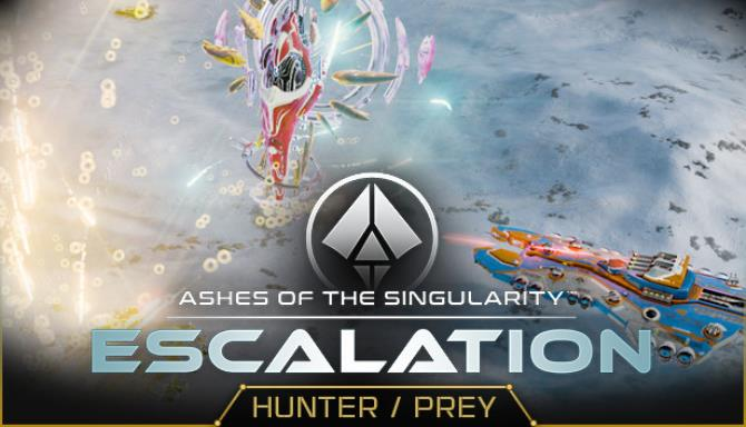 Ashes of the Singularity Escalation Hunter Prey Free Download