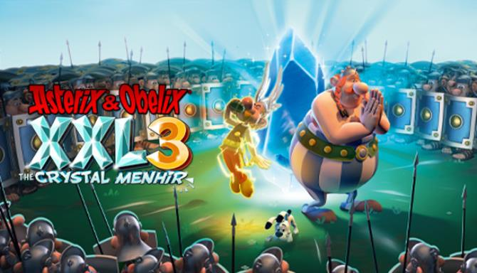 Asterix and Obelix XXL 3 The Crystal Menhir v1 1 70 0 Free Download