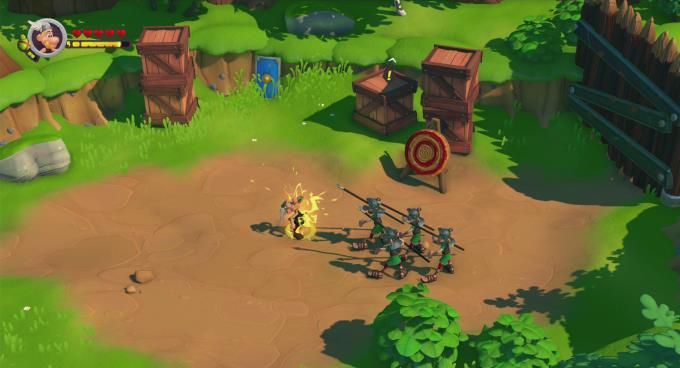 Asterix and Obelix XXL 3 The Crystal Menhir v1 1 70 0 PC Crack