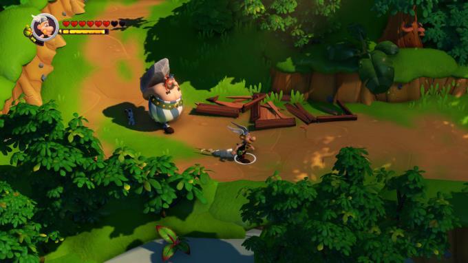 Asterix and Obelix XXL 3 The Crystal Menhir Torrent Download