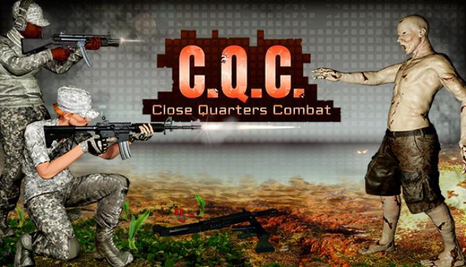 C Q C Close Quaters Combat Free Download