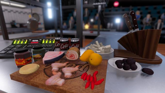 Cooking Simulator Cooking with Food Network Update v2 2 6 PC Crack
