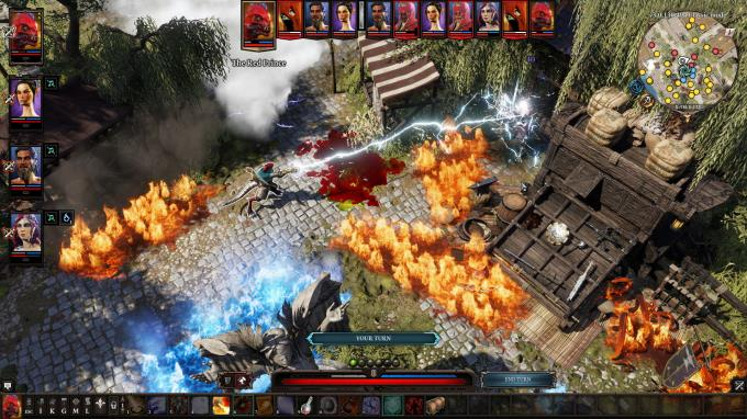 Divinity Original Sin 2 Definitive Edition Update v3 6 51 1333 PC Crack