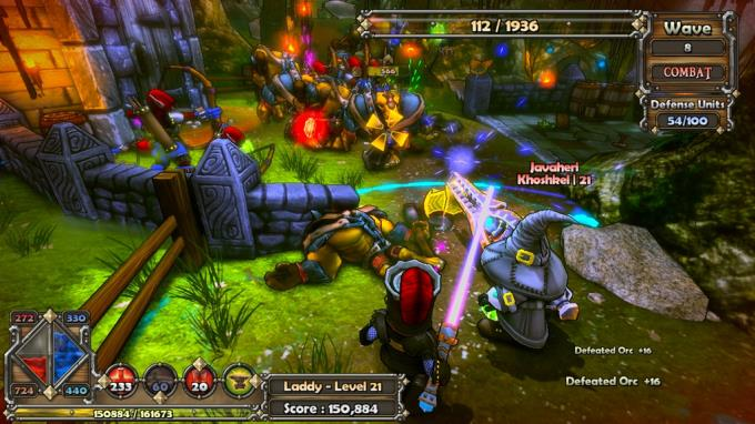 Dungeon Defenders The Tavern Update v8 7 PC Crack